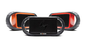 EcoXGear-EcoXBT-Bluetooth-Waterproof-Speaker-Black-Orange-Red