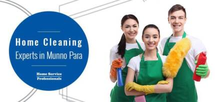 Home Cleaning Experts in Munno Para – Home Service Professionals