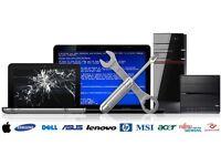 Pc, laptop service, repair