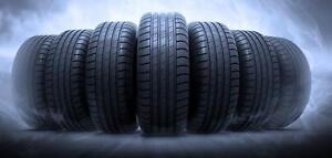 NOW ON SALE! NEW ALL SEASON TIRES, FREE INSTALLATION & BALANCE