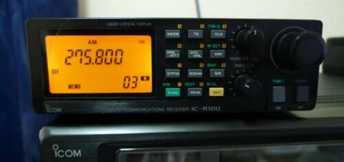 ICOM IC-R100