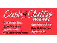 CASH4CLUTTER - MEDWAY