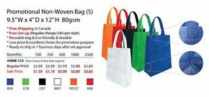 Reusable shopping baggrocery bagpromotional bag  wholesale