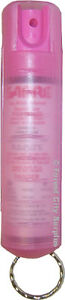 SABRE DOG REPELLENT SPRAY - Pink container for your girl friend!