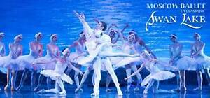 Swan Lake Ballet at the Civic Theatre Newcstle, 24/3/17 at 7.30 Martinsville Lake Macquarie Area Preview