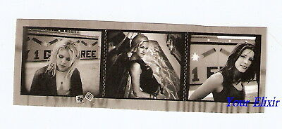 DIXIE CHICKS Photo Natalie Pool Sign B&W Case Sticker
