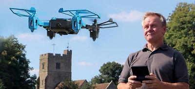 Ares RECONaissance FPV Drone: Live Video Screen Camera 4GB SD Recon FPV