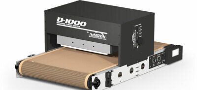 Vastex D-1000 26 Belt By 56 Length Table Top Conveyor Dryer Screen Printing