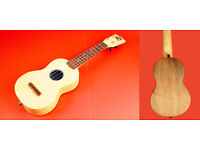 Handmade Soprano Ukulele - Maticulously Handcrafted & Expertly Finished by a Professional Luthier -