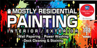 Mostly Residential Painting & Decorating - 519.472.1531