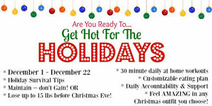 Get Hot for the Holidays! St. John's Newfoundland image 1