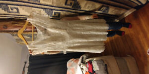 Alfred Angelo lace dress