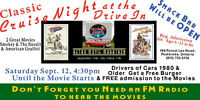 Cruise Night at the Skylight Drive In