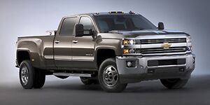 2016 Chevrolet Silverado 3500HD LT Long Box Crew Diesel