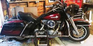 1981 Harley Davidson FLT Shovelhead