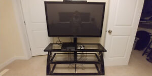 3D TV with TV Stand