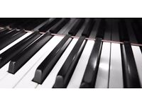 Wanted Paid Participants for Piano Survey