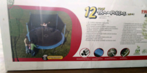 12 ft. Trampoline