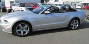 2013 Ford Mustang Convertible - Wanted