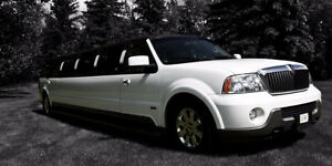 Limo Ride from Beaumont/Leduc/Nisku To Whyte Ave and Downton Edmonton Edmonton Area image 2