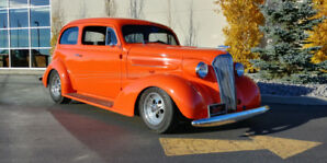 1937 Chev Tudor Sedan All Steel Modified