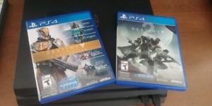 Destiny 1 - 2 ps4 50$