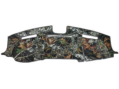 NEW Mossy Oak Camouflage Tailored Dash Mat Cover / Fits: 09-2013 DODGE RAM TRUCK