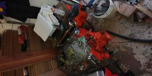 Period 396 CI Engine - 1969 Chevelle SS 369