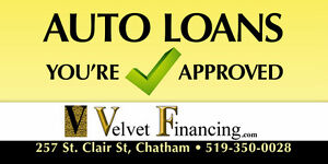 Auto Loans, YOU ARE APPROVED