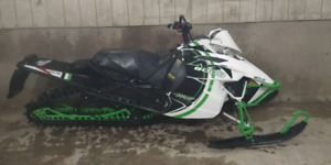2015 Arctic Cat M8000 LTD ES M8
