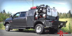 Paladin II - Rig Welding Custom Truck Decks by Rival Truck