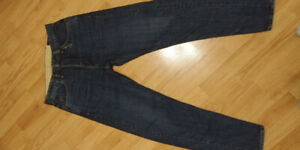 Rag & Bone Engineered Jeans (Blue worn wash) Size 29
