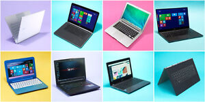 """LAPTOP'S DUAL CORE 2.0GHz,80GB,2GB,DVD-RW,WIFI,15"""",DELIVERY"""