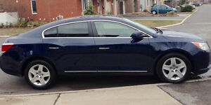 2010 Buick LaCrosse Sedan *NEW PRICE* $8500
