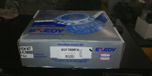 clutch kit 350z exedy nsk1000 fw