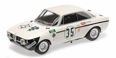 WINNER PAUL RICARD 1971-15571 ALFA-ROMEO GTA 1300 JUNIOR MINICHAMPS 1//18