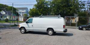 2007 ford e250