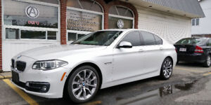2016 BMW 535i XDrive - Fully loaded with only 37,000km
