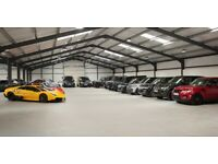 CLASSIC CARS, CARS, BIKES, MOTOR-HOMES,BOATS, SECURE INDOOR STORAGE