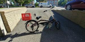 vélo evox se