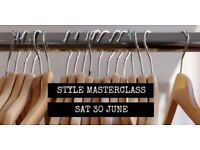 Style Yourself Confident: A style masterclass with your very own stylist!