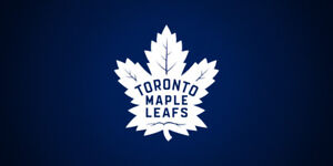 Toronto Maple Leafs VS Winnipeg Jets - Sat. Oct. 27