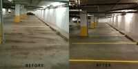 PROFESSIONAL PARKADE CLEANING