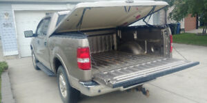 Ford f150 Lariat Supercrew Cab 5.4L Triton, with all features