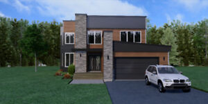 BRAND NEW 2 STOREY HOME WITH GARAGE