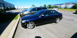 2009 Mercedes C230 4matic - very low kms