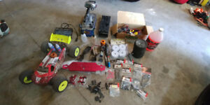 Selling off my RC collection