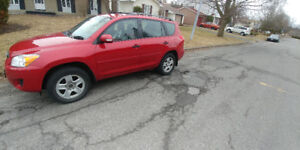 2009 Toyota Rav 4, 4WD, Second owner2.5L, 4 cylinder, Automat