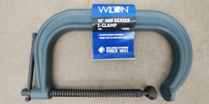 Wilton Forged C-Clamp