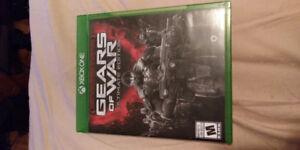 4 Jeux Xbox One à vendre
